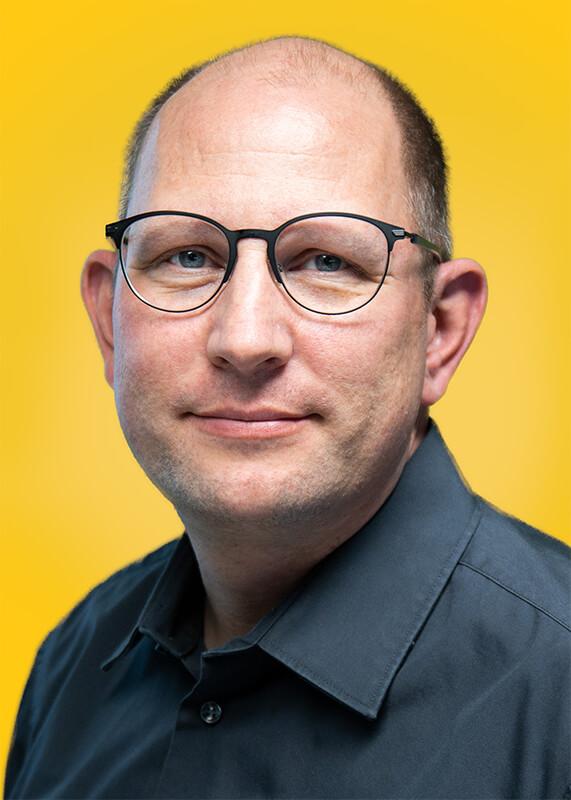 Michael Auge Portrait
